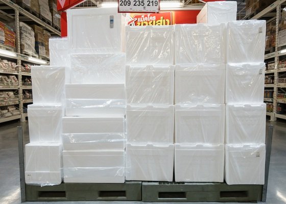 Styrofoam Packages Recycling In Uk Is Proved To Be Not So Difficult By Adopting Greenmax Machines Plastic Foam News And Foam Recycling Information