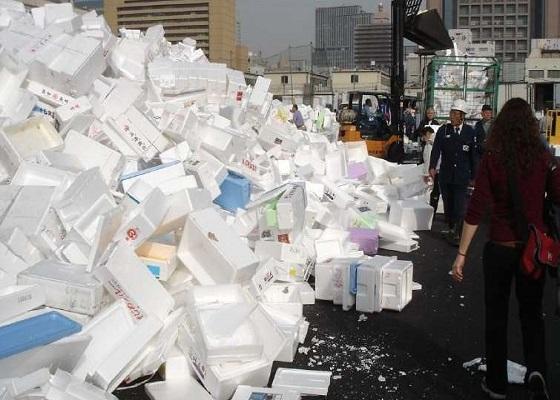 GREENMAX foam densifier help achieve better recycling of